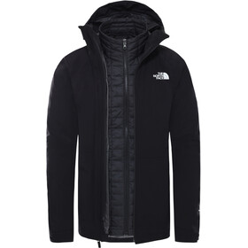 The North Face Thermoball Eco Triclimate Chaqueta Hombre, TNF black/TNF black